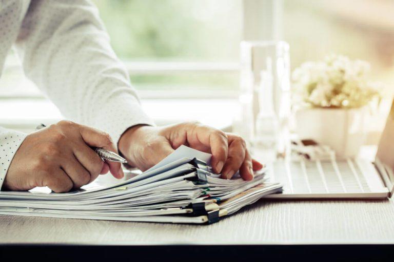 Divorce Document